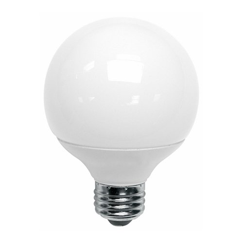 TCP 2G2514 14W 120V 2700K 800 Lumens Non-Dimmable Indoor/Outdoor CFL Globe (Pack of 12)