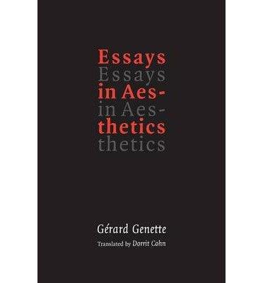 [(Essays in Aesthetics)] [Author: Gerard Genette] published on (July, 2005) pdf epub