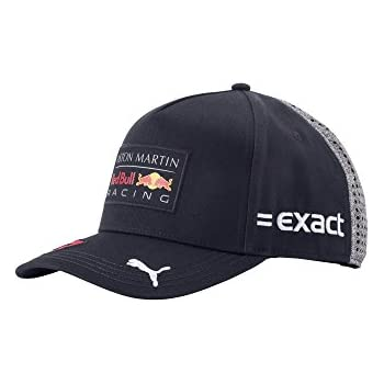 Red Bull Formula 1 Racing 2018 Aston Martin Max Verstappen Baseball Team Hat