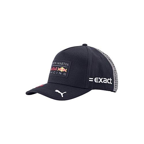 Red Bull Formula 1 Racing 2018 Aston Martin Max Verstappen Baseball Team Hat ()