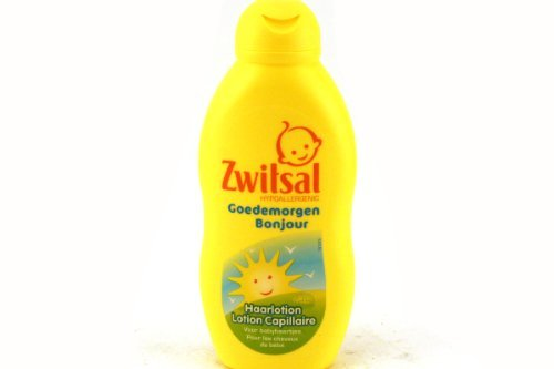 Zwitsal goedenmorgen Bonjour Baby Haarlotion (Hairlotion) lotion capillaire by Zwitsal