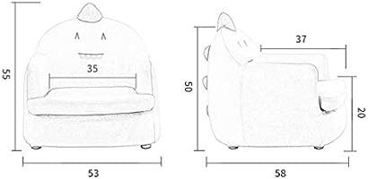 LIUYONGJUN Dibujos Animados Sillon Infantil Madera,sillones ...