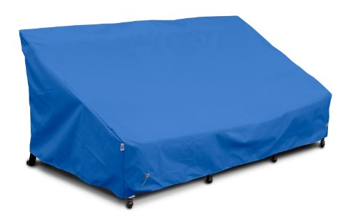KoverRoos Weathermax 07450 Sofa Cover, 65-Inch Width by 35-Inch Diameter by 35-Inch Height, Pacific Blue by KOVERROOS