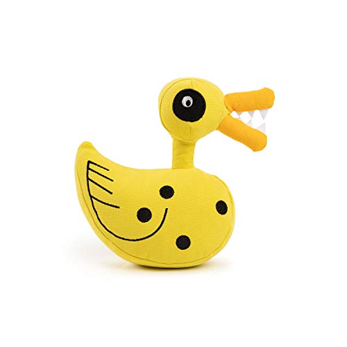 Disney Chew Toy Nightmare Before Christmas Scary Duck]()