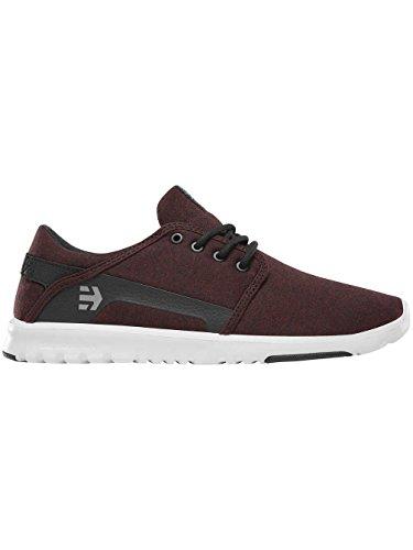 Etnies Chaussure De Skate Scout Pour Homme Noir / Rouge / Noir