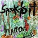 Speak To It By Human Feel (2004-10-25)