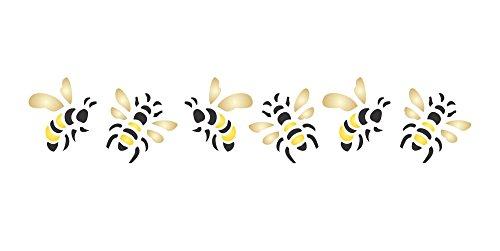 Bee Stencil (size: x 6.5