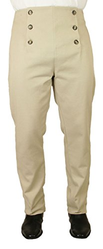 Fall Front Trousers - 2