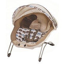 a8659fc97 Amazon.com   Graco Simple Snuggles Baby Bouncer Seat - Elefanta ...