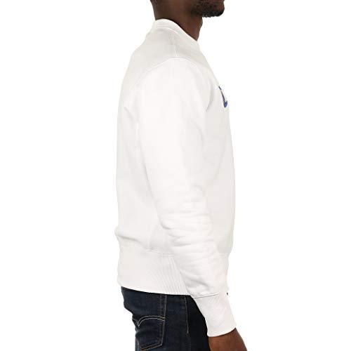 Weave shirt Reverse Homme wht Sweat Champion Blanc Ww001 Oxfnq