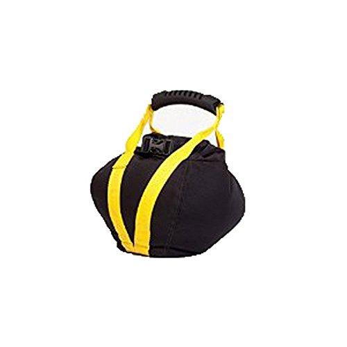Portable Kettlebell SandbagTM - Small Yellow 0-15 lbs / 7kg
