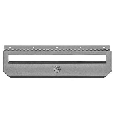 Security Kit (Stainless Steel) (13.75''w x 3.5''d - slot 12.5''w x 1''d)