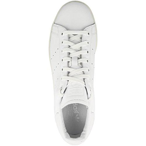 Collo Basso footwear White Sneaker White Uomo adidas footwear Smith Footwear a White Stan wZq77IXg