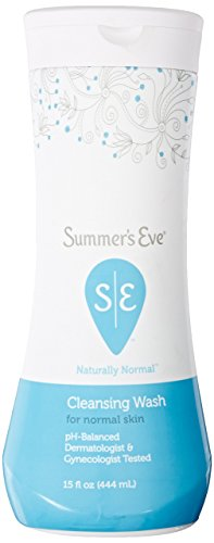 Summer's Eve Feminine Wash for Normal Skin,15 Fl Oz (Pack of 3)