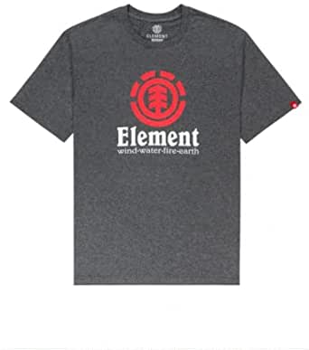 Element Vertical SS Camiseta para Hombre