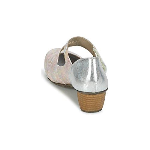 90 Rieker Tacón Mujer Multi Zapatos De 41793 Para vvOq7B0x