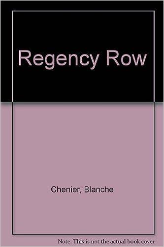 Regency Row
