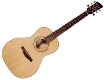 Brunswick BP200 Parlour Natural de guitarra acústica: Amazon.es ...