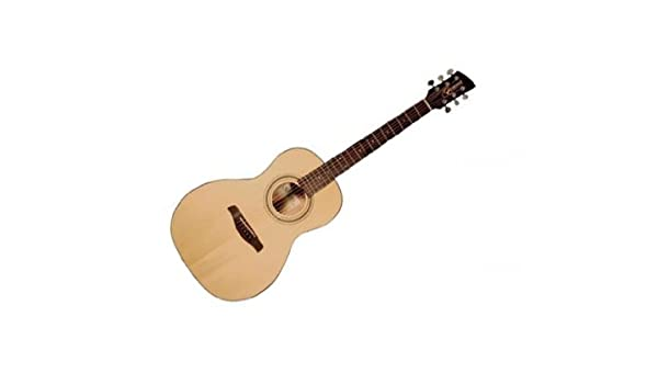 Brunswick BP200 Parlour Natural de guitarra acústica: Amazon.es ...