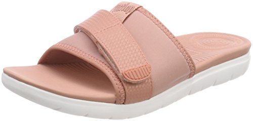Donna Dusky Neoflex Tm Fitflop Mix Slides Pink Infradito Sandals T4npwq