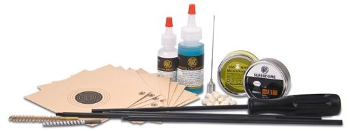 RWS Rifle Shooter's Kit, .177 Caliber