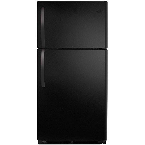 Frigidaire FFTR1514RB Freezer Refrigerator Capacity