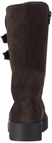 Stiefel G Women's Ellen Ganter Grau 6200 Boots Weite Antrazit q5wa6Z76Bx