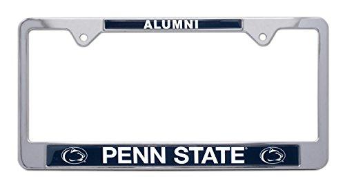 Elektroplate Penn State University Nittany Lions Alumni Metal License Plate Frame