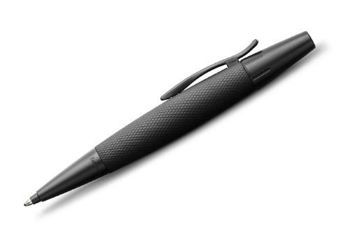 Faber-Castell E-Motion Pure Black Ballpoint
