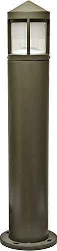 Dabmar Lighting D120-BZ Fiberglass Bollard, Bronze ()