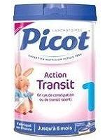 PICOT Lait infantile Action Transit 1 - 900 g