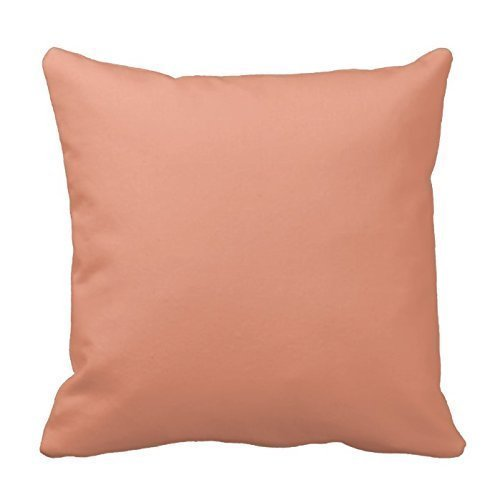 dark-salmon-decorative-cotton-square-solid-color-pillowcase-cushion-cover-pillow-cover-with-hidden-z