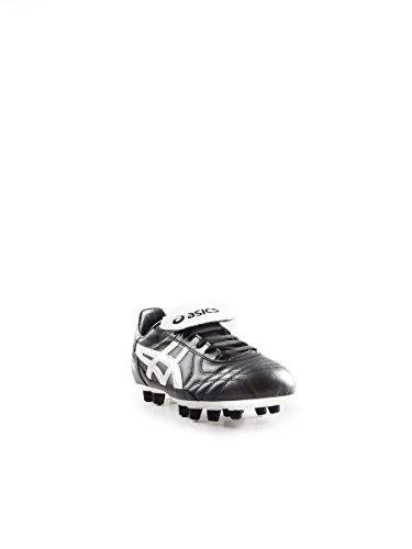 Asics, Testimonial Light, slp3459001, Zapato, Hombre, Fútbol, negro - blanco negro - blanco