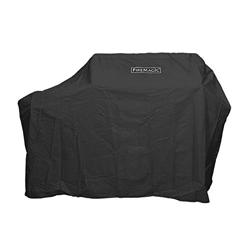 Fire Magic Grill Cover For Echelon E660 Or Aurora A660 Gas Grill On Cabinet Cart - 25186-20f
