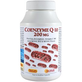 CoEnzyme Q-10 200 mg 240 Capsules by Andrew Lessman