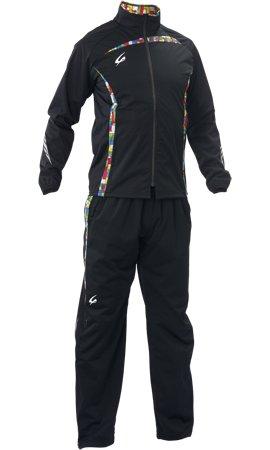 クレーマージャパン サーキュレーションスーツ (上下セット)(ブラック、3Lサイズ) E734+E783   B006EVX07E