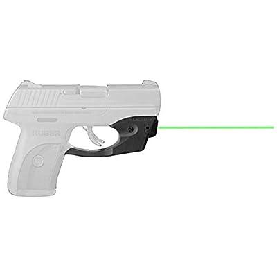 LaserMax Laser Centerfire Grn W/gripsence GS-LC9S-G by LaserMax