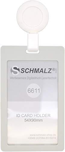 Schmalz Identificación Jojo con Soporte de Tarjeta para ID ...