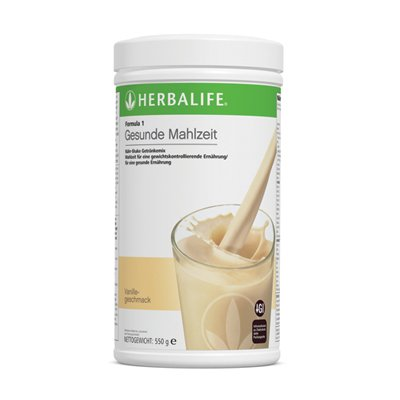 Herbalife Formula 1 Healthy Meal - 4 PACK - MESSAGE US WITH FLAVOR SELECTION!