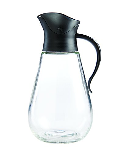 (The World's Greatest Store'N Pour Syrup Dispenser, BPA Free, 18.5-Ounce Capacity)