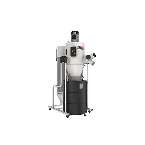 Jet JCDC-3 3 hp Cyclone Dust Collector - Dust Collection Systems Cyclone