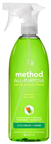 Method All-Purpose Cleaner, Cucumber, 28 Ounce