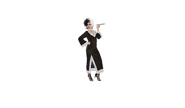 Chaks - C4173XL - Disfraz para adulto de Cruella de Vil (101 ...