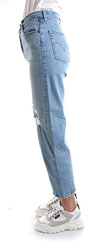 Levi's Ribcage W dżinsy: Odzież