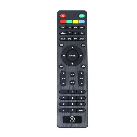Original Westinghouse RMT-17 TV Remote Control