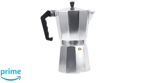 Cafetera Moka express de aluminio, Cafetera Espresso Cafetera ...