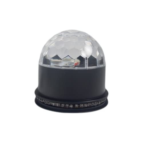 Blackmore BDL-3021 Multifaceted Dome Shaped LED Light Displayemitter with (4) Multicolored Light Displays