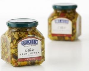Delallo Bruschetta Olive