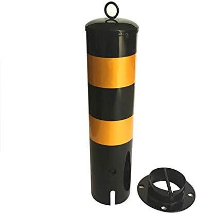 Hochleistungsschl/üssel abschlie/ßbare Faltbare Parksperre Parkplatz Sicherheit Einfahrt Poller Pfosten Pole mit