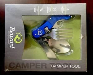Reward Camper Tool Blue (Campers Tool)